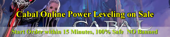 Cabal Power Leveling