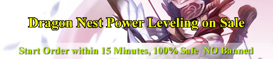 Dragon Nest Power Leveling