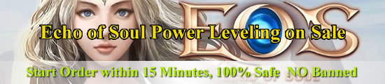 Echo of Soul Power Leveling